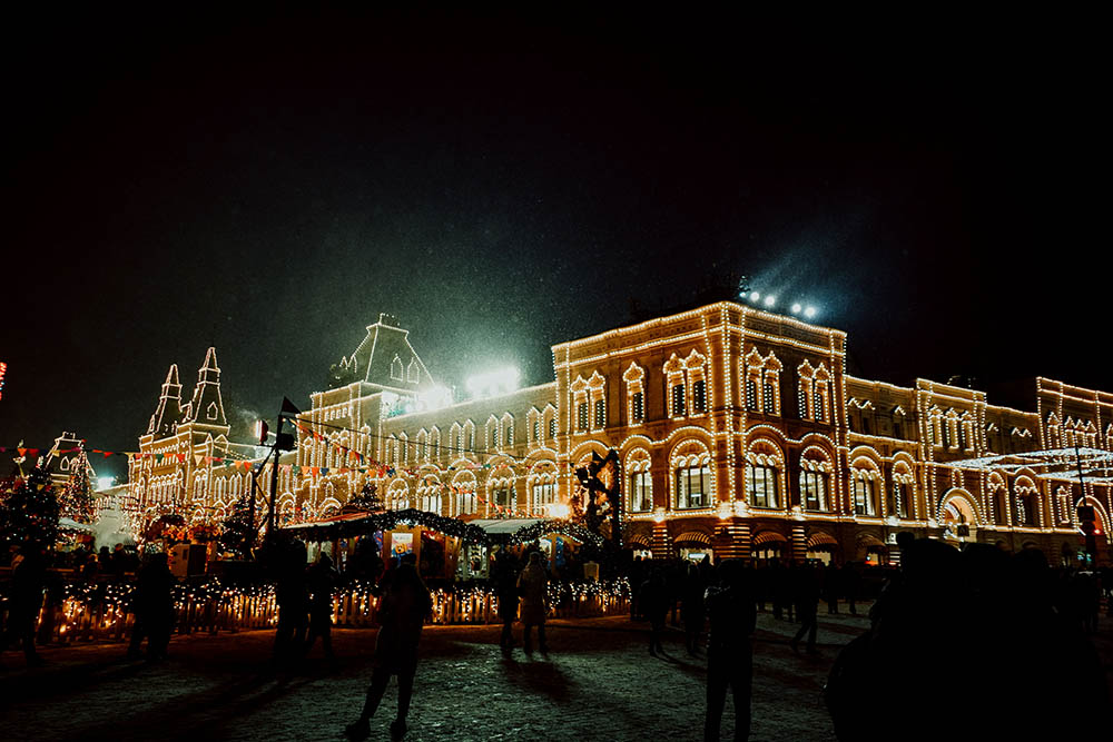 amore in Moscow blog article diario wedding videographer love Mosca russia