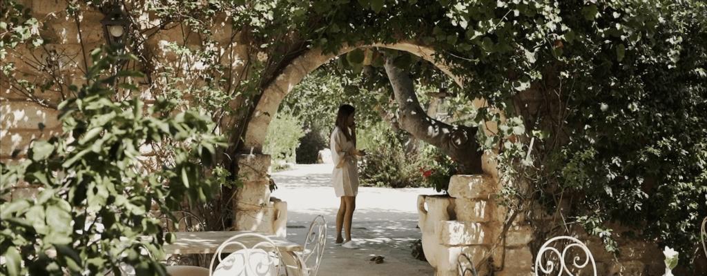 Masseria Montenapoleone get ready videographer wedding film video italy
