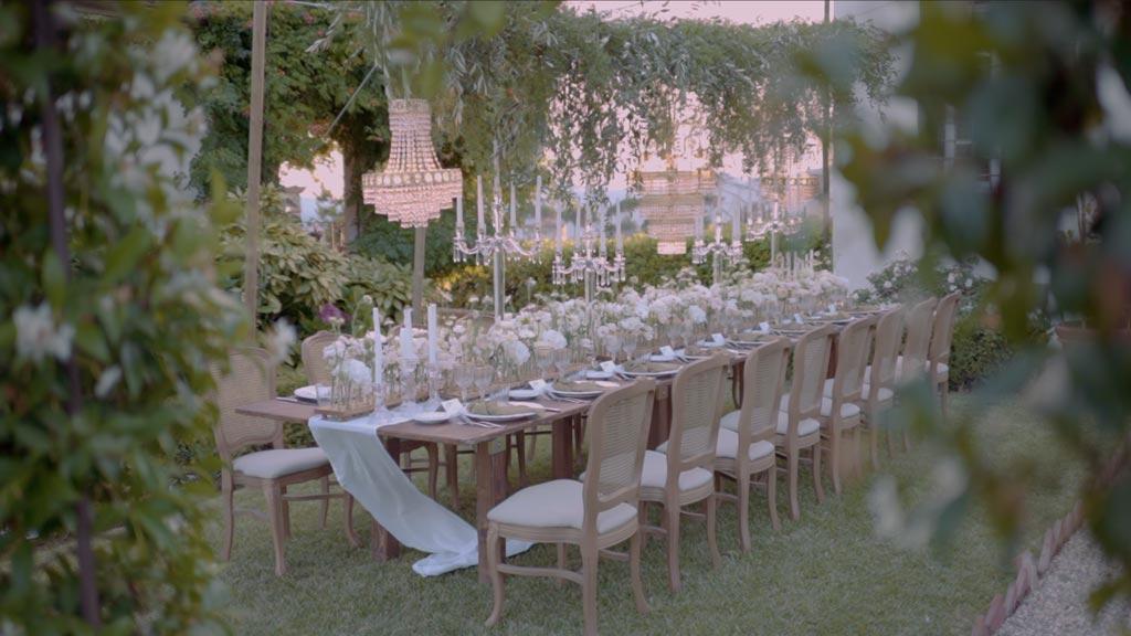 mise en place wedding tableau wedding idea inspiration intimate