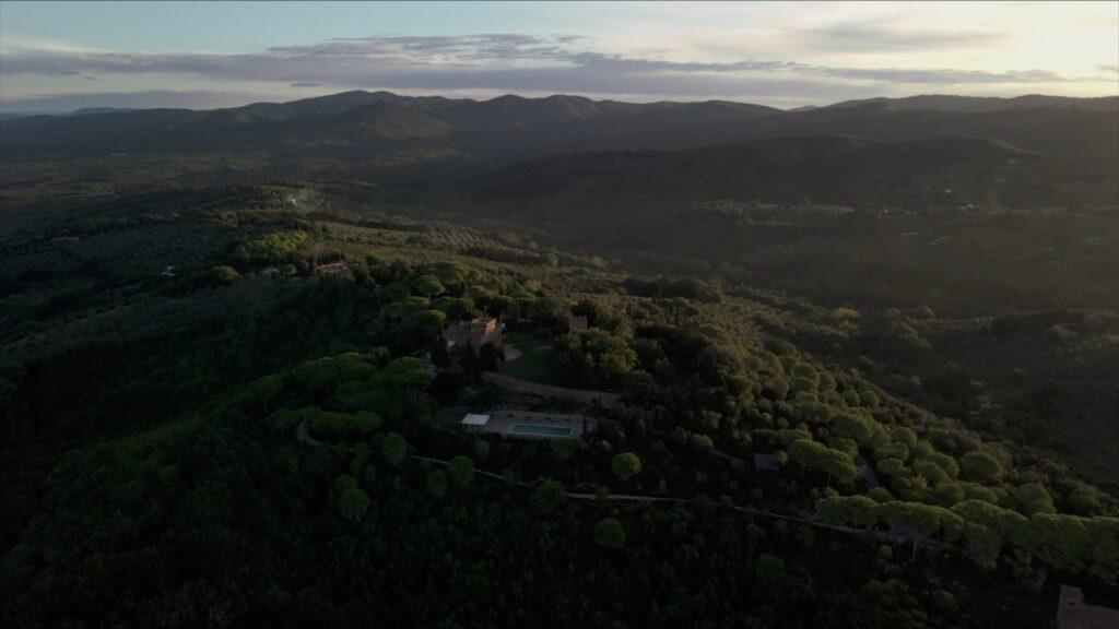 matrimonio castello segalari toscana destination wedding in Tuscany videographer