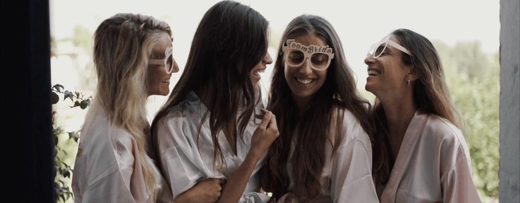 best video friends matrimonio